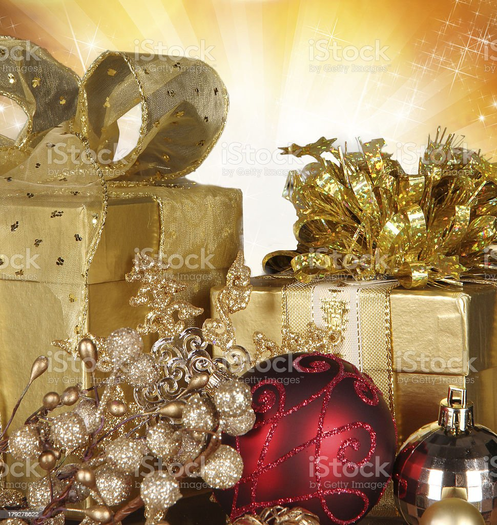 Christmas Gifts Stock Photo & More Pictures of Anniversary | iStock