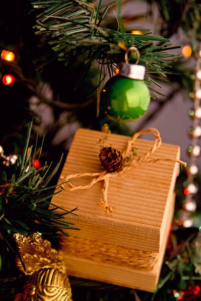 Regalos de Navidad - foto de stock