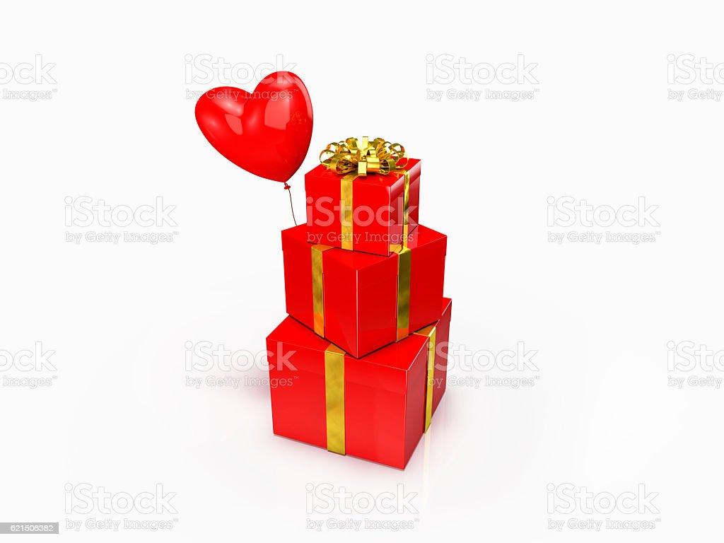 Regali di Natale  foto stock royalty-free