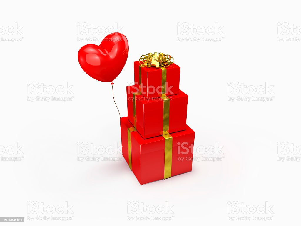 Christmas gifts01 foto stock royalty-free