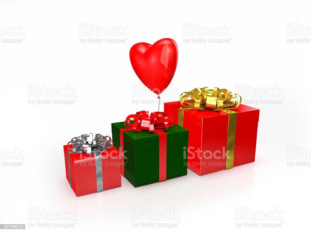 Christmas gifts02 photo libre de droits