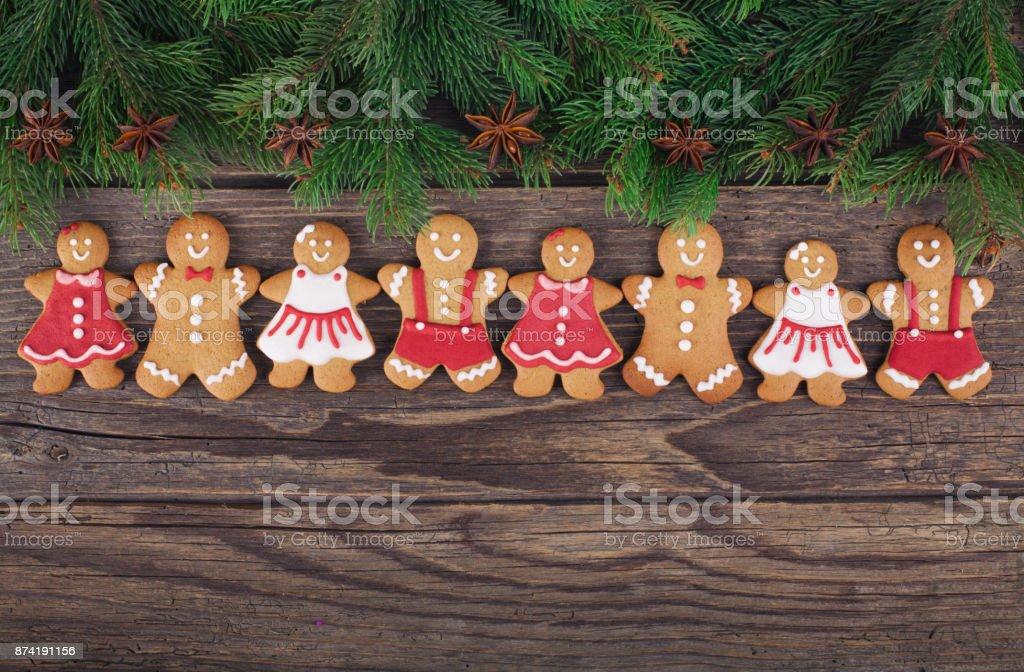 adult christmas christmas decoration christmas ornament christmas tree christmas gingerbread men - Christmas Gingerbread Men Decorations
