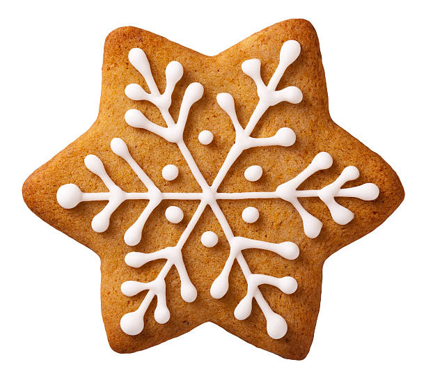 christmas gingerbread - christmas cookies stock pictures, royalty-free photos & images