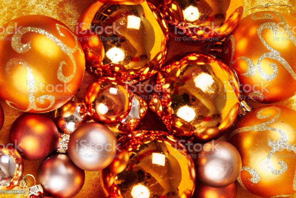 christmas glitter ball bauble