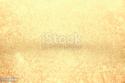 istock Christmas Glittering background. 1141969590