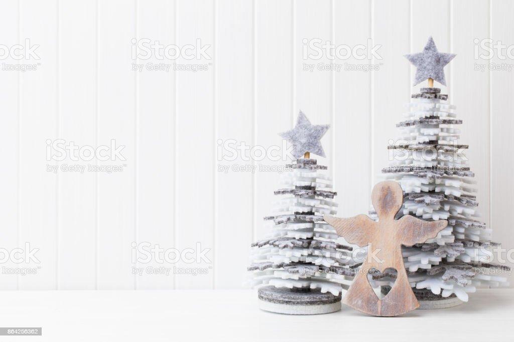 Christmas greeting card. royalty-free stock photo