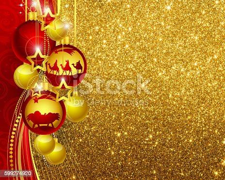 istock Christmas Greeting 599274920