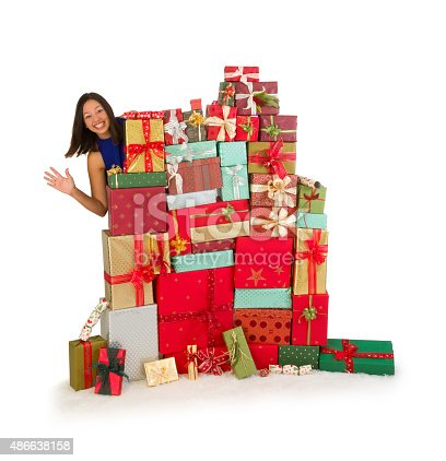 istock Christmas greetings 486638158
