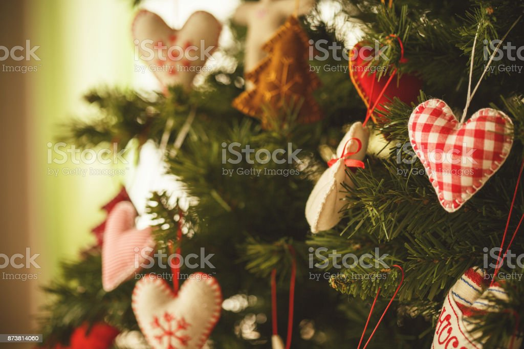 Christmas Handicraft Stock Photo More Pictures Of Abundance Istock