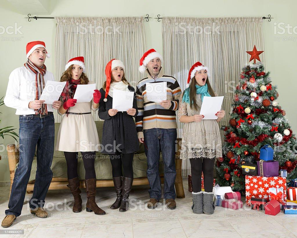 Christmas has come stock photo