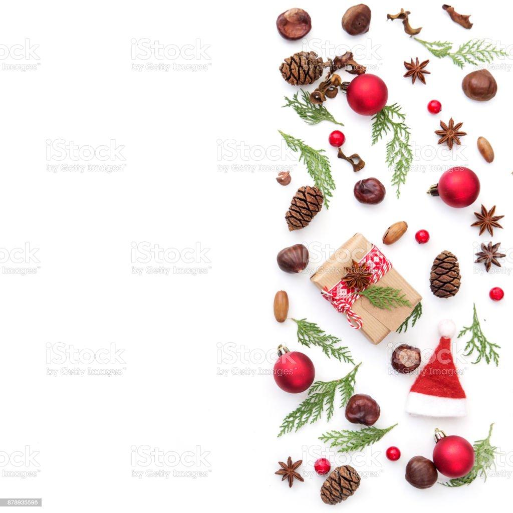 Dibujos De Navidad Creativos.Vacaciones De Navidad Y Dibujos Creativos Minimo En Blanco