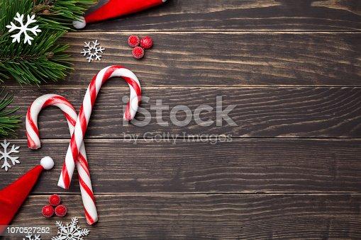 istock Christmas Holiday Background 1070527252