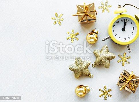 1139289535 istock photo Christmas holiday background 1187970716