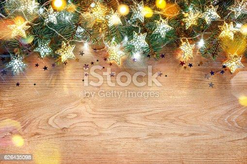 636659848 istock photo Christmas holiday background. 626435098