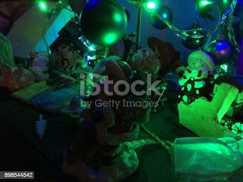 858960516 istock photo Christmas Home Decor 898544542