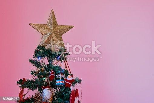 858960516 istock photo Christmas Home Decor 898984260