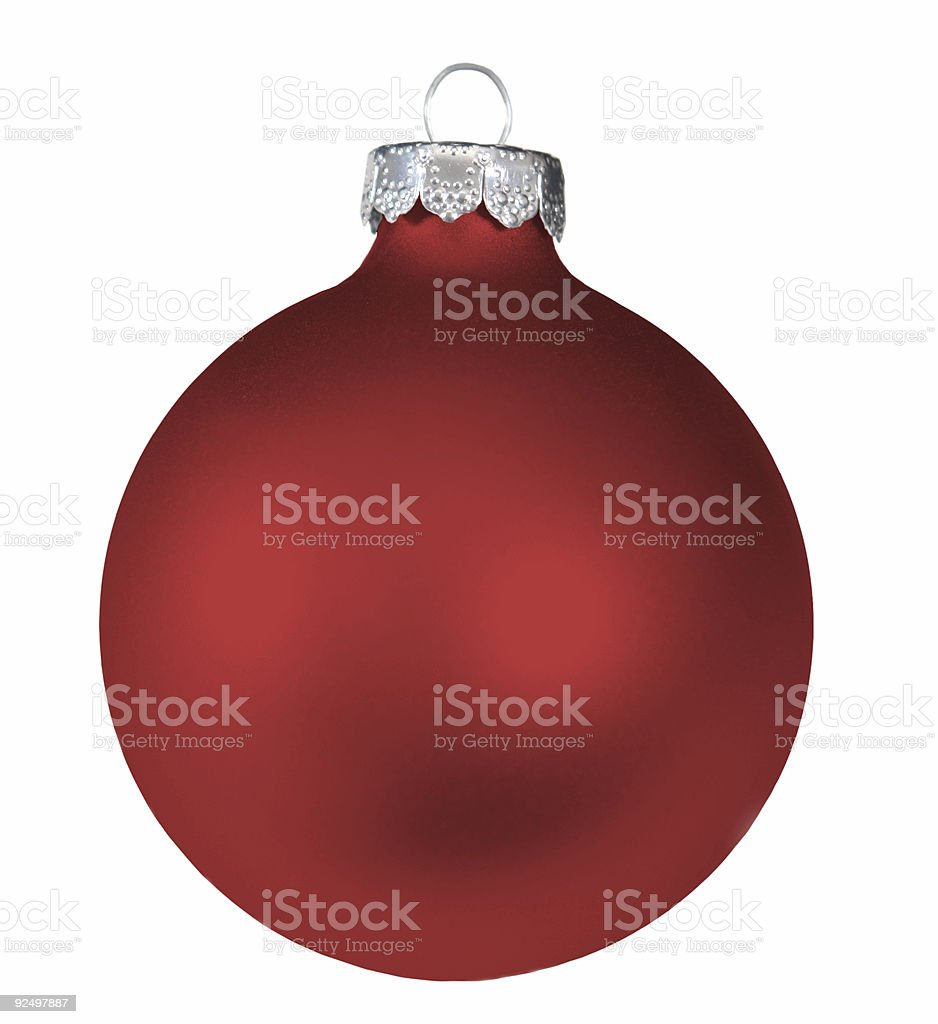 Christmas icon royalty-free stock photo