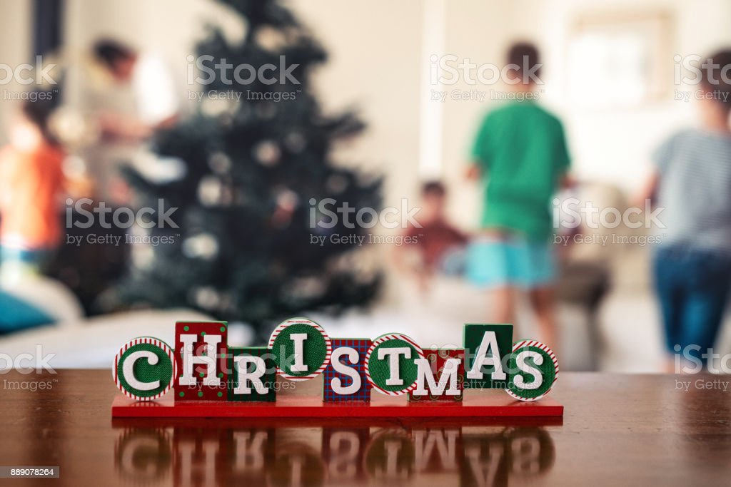 Christmas In Australia Background.Christmas In Australia Wooden Christmas Sign As Nice