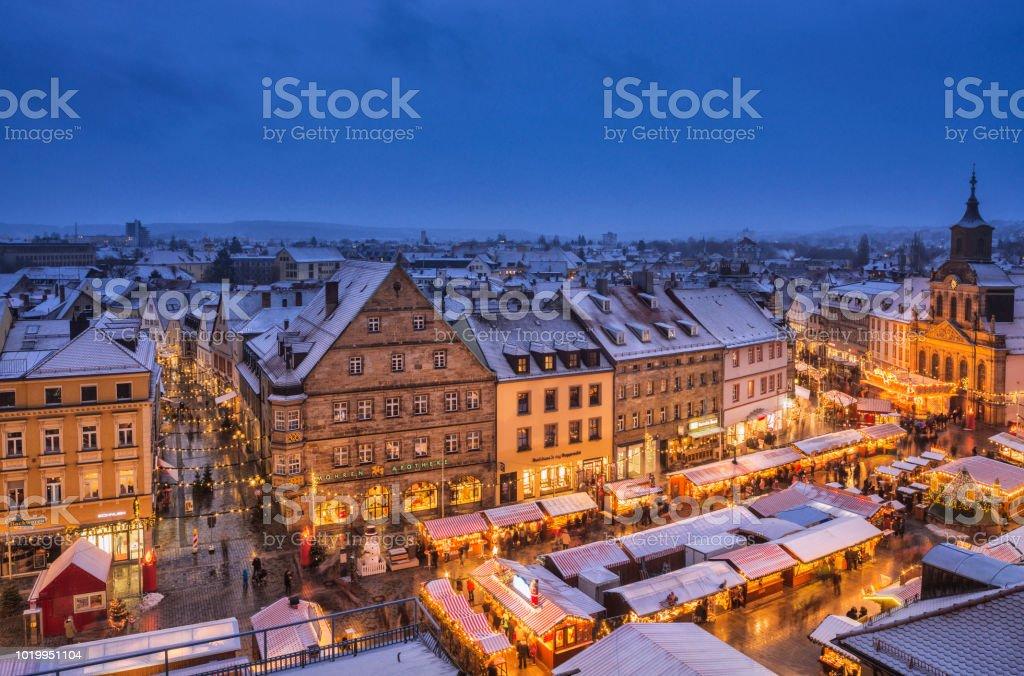 Weihnachten in Bayreuth – Foto