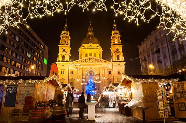 Weihnachten in Budapest – Foto
