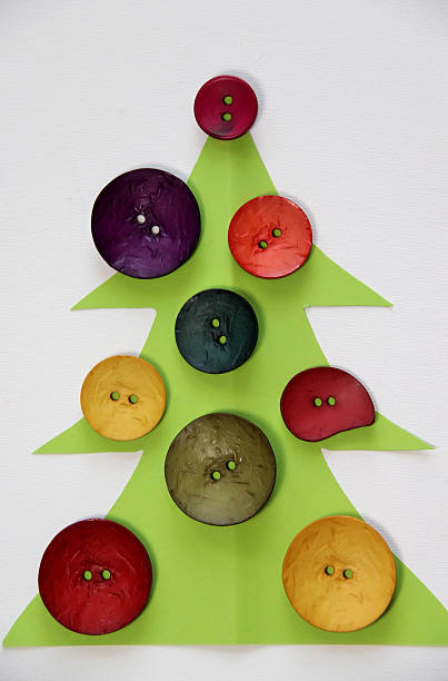 Best Christmas Button Crafts Stock Photos Pictures