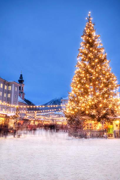 Weihnachten in Europa – Foto