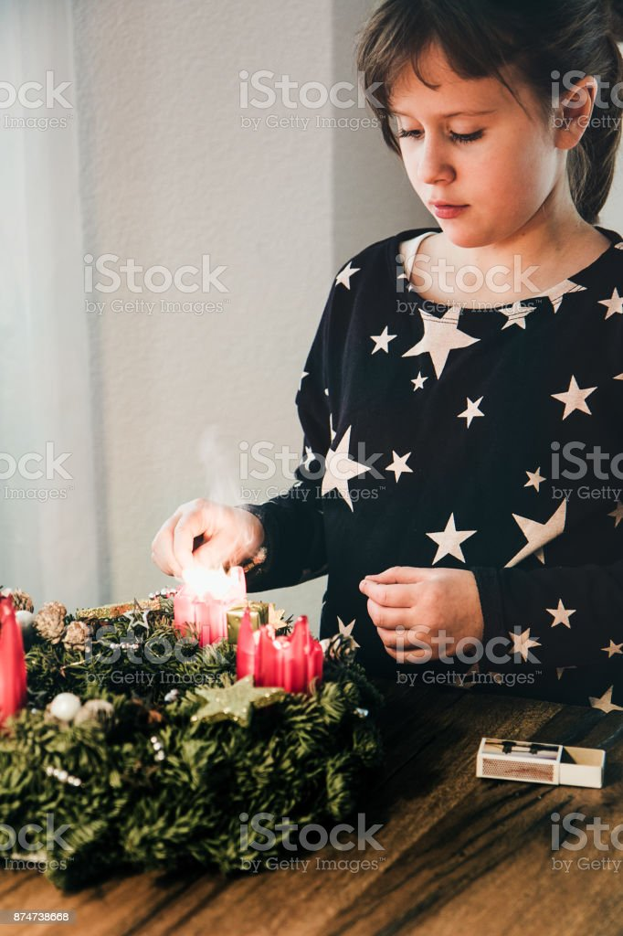 Christmas in GLR stock photo
