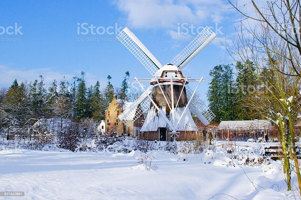 Christmas in Holland​​​ foto