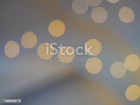 877010878 istock photo Christmas in Home with tree and festive bokeh lighting 1166638219