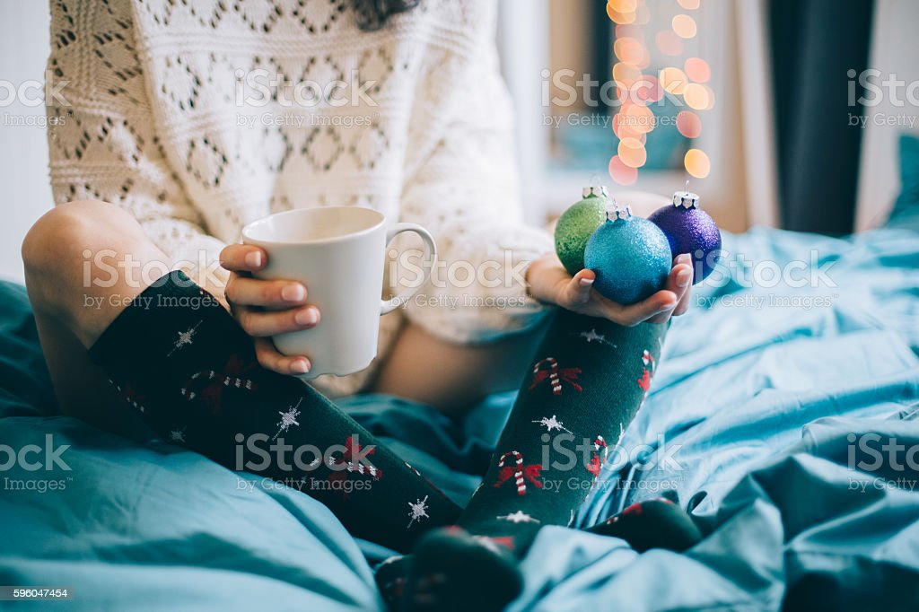 Christmas is coming ! royalty-free stock photo