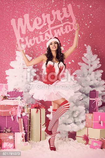 istock Christmas is magic time for everyone 521791073