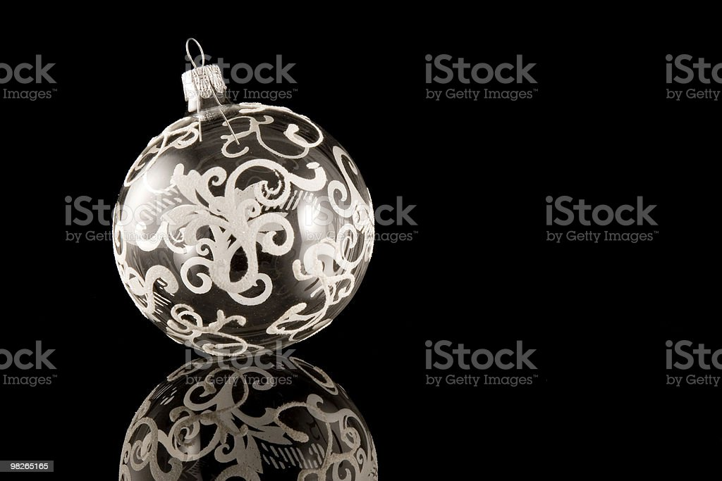 Weihnachts Schmuck royalty-free stock photo