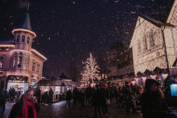 jul jul på liseberg - liseberg bildbanksfoton och bilder