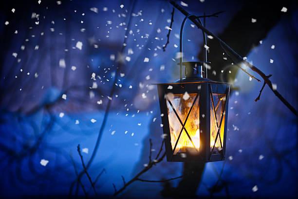 lanterna de natal - luz da vela - fotografias e filmes do acervo