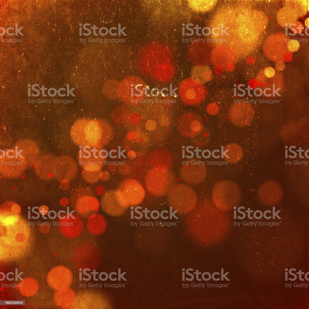 Christmas Light Abstract Red Grunge XXXL royalty-free stock photo
