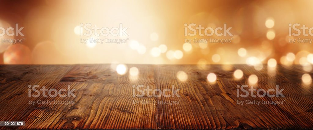 Christmas lights Hintergrund – Foto