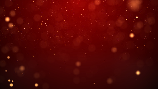 istock Christmas lights defocused background 683267846