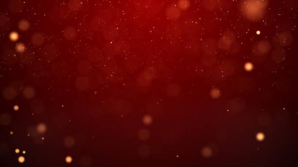 ボケ背景のクリスマスライト - クリスマス ストックフォトと画像