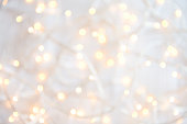 Christmas lights Defocused