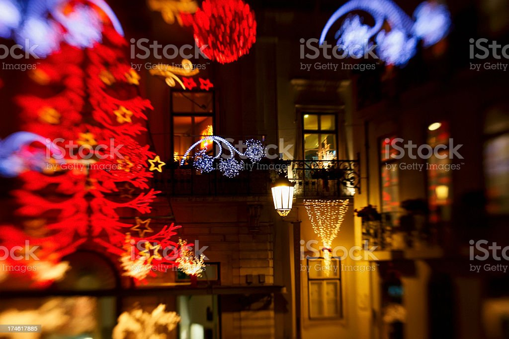 Christmas Lights – Foto