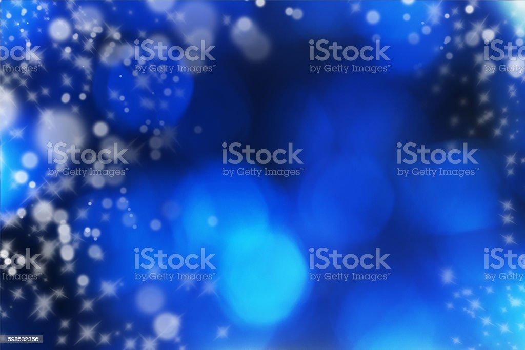 Illuminations de Noël  photo libre de droits