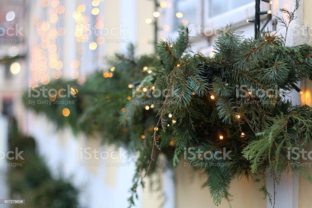Christmas Lights  – Foto