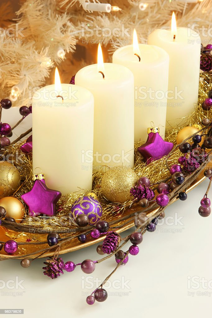 Christmas Lights royalty-free stock photo