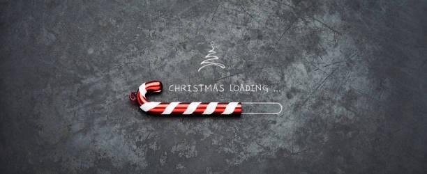 Weihnachten laden - Candy Holiday Blackboard Metall rot Spaß Humor – Foto