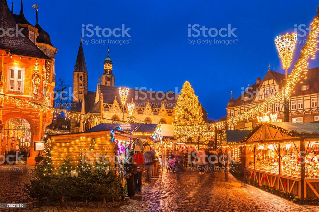 Goslar Weihnachtsmarkt.Weihnachtsmarkt Goslar Stockfoto Und Mehr Bilder Von 2015