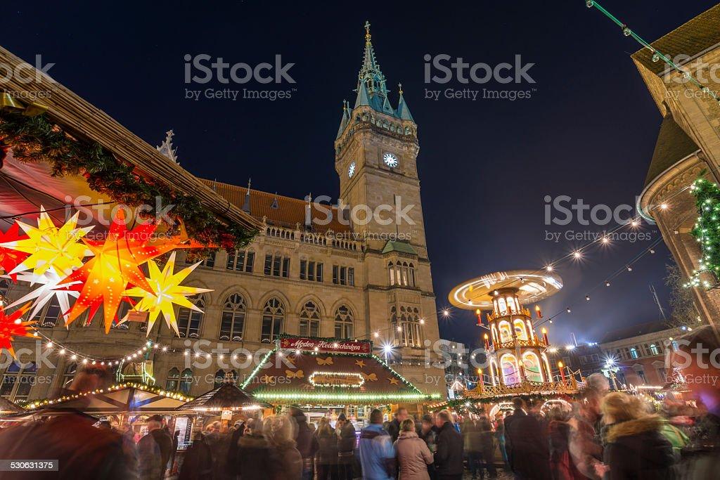 Weihnachtsmarkt in Braunschweig – Foto