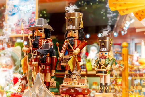 Christmas Market in Brugge, Belgium