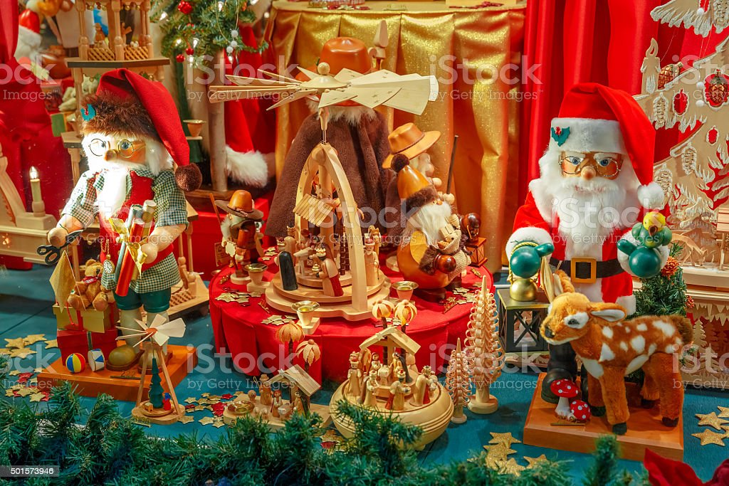 Marché de Noël à Bruges, Belgique - Photo