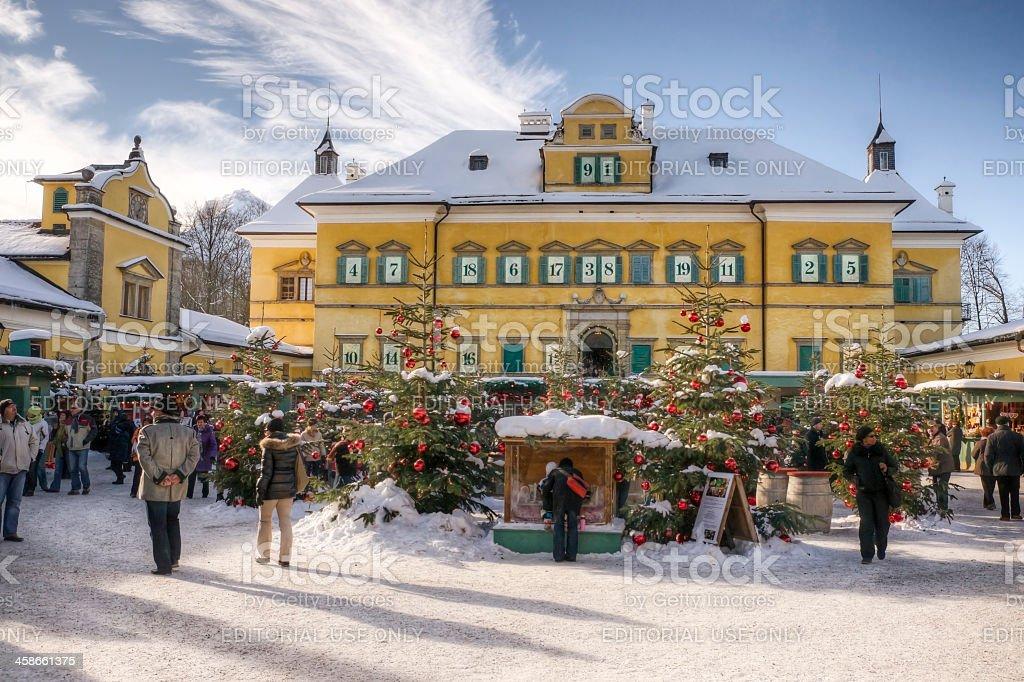 Weihnachtsmarkt in Europa – Foto