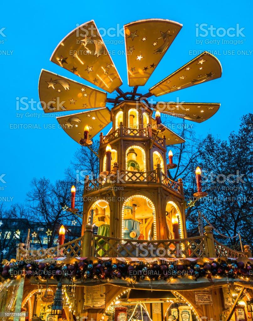 München Weihnachtsmarkt.Weihnachtsmarkt In München Deutschland Stockfoto Und Mehr Bilder Von